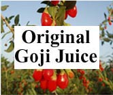 Himalayan Goji Berries Juice Before and After Pictures